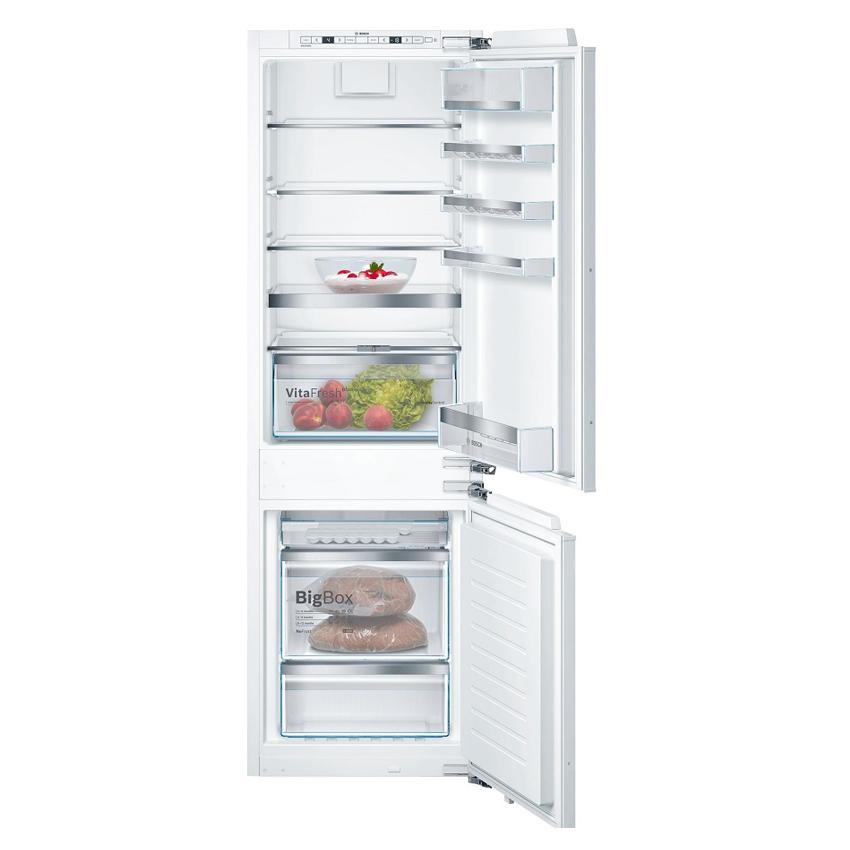 Tủ lạnh âm ngăn đông dưới HMH.KIN86AF30O Series 6