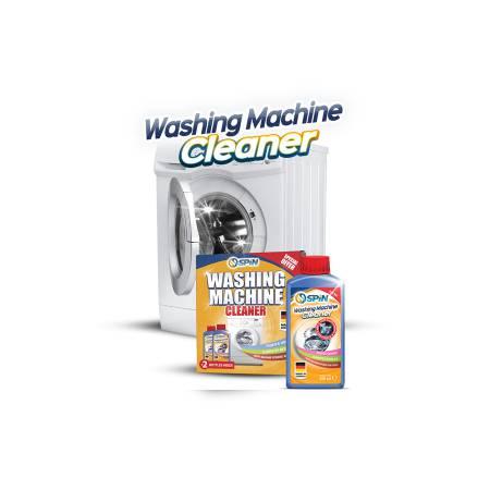 Chất vệ sinh cho máy giặt SPIN HMH.CLS.SP005 250ml