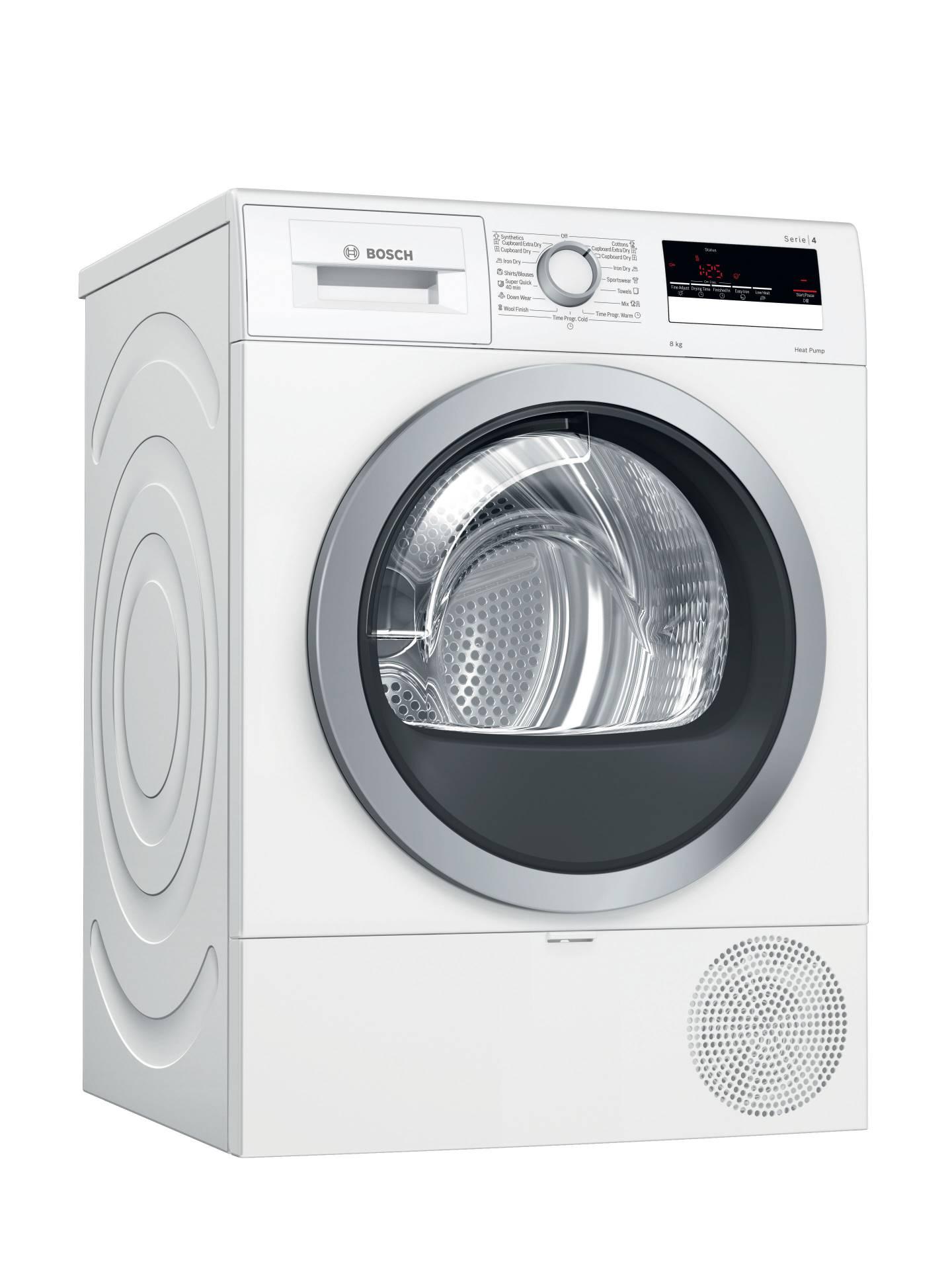 Máy sấy tụ hơi và bơm nhiệt HMH.WTR85V00SG Series 4